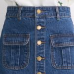Jeans Skirt | Hong Seol – Cheese in the Trap
