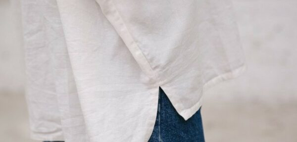 White Student Blouse | Hong Seol – Cheese in the Trap