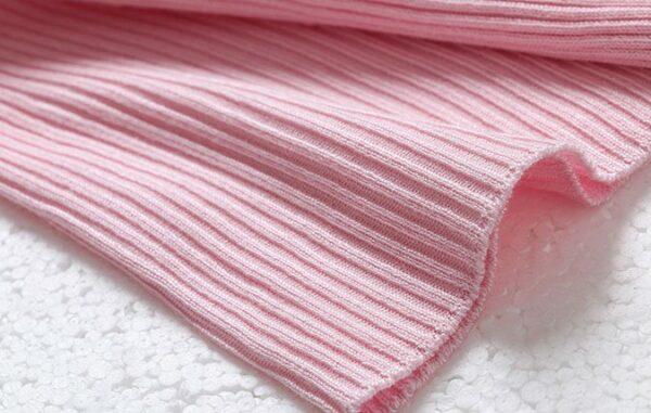 Pink V-Neck Shirt | Jennie – BlackPink