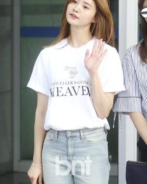 Traveller's Guide To Heaven T-Shirt | Junghwa – EXID