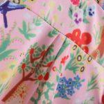 Floral Slim Waist Lace Dress | Lisa – BlackPink