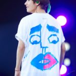 Taehyung Own Design Graffiti T-Shirt   Taehyung – BTS