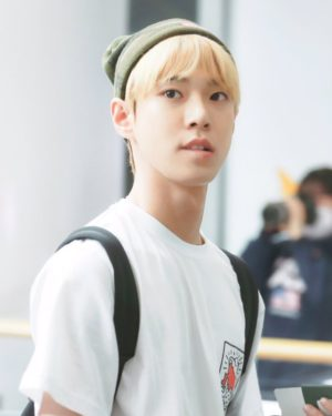 Dripping Heart T-Shirt | Doyoung – NCT
