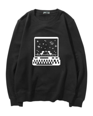 Retro Style Sweater | Haechan – NCT