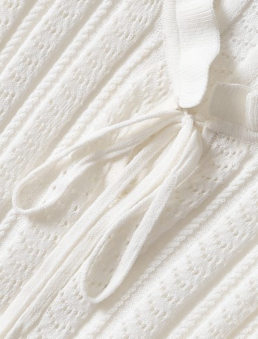 Ruffle Neck Knit Top | Jennie – BlackPink