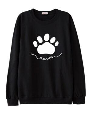 Jimin Paw Print Sweater (1)
