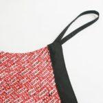 Red Sling Knit Jumpsuit Dress | Jisoo – BlackPink
