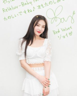White Lace Crop Top   Joy – Red Velvet