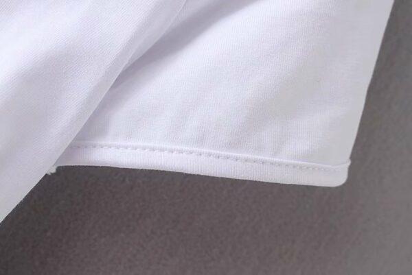 Side Strapped Fit Crop Top | Lisa – BlackPink