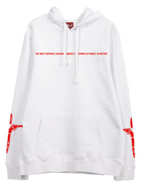 Suga The Best Defence Hoodie (3)