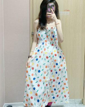 Tzuyu Cherry Sleeveless Dress (12)