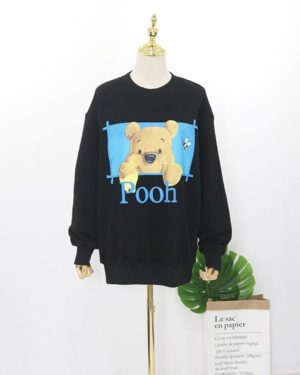 Jennie Pooh Black Sweater (3)