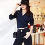 Black Wide Legged Jeans   Lisa – BlackPink