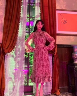 Blossom Dress | IU – Hotel Del Luna