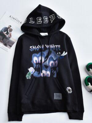 Jisoo Ghosts Sleepy Hoodie (16)