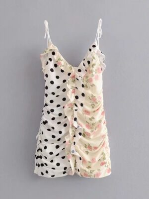 Yeri Two-Pattern Sleeveless Dress (13)