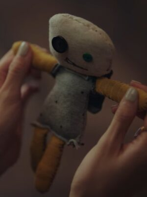 """Mang-Tae Doll """"The Nightmare Catcher"""" 