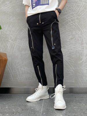 J-Hope – BTS Black Zipper Pants (16)