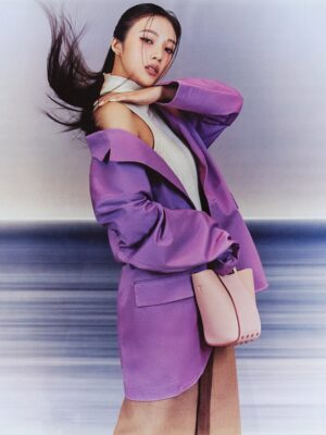 Lilac Suit Jacket   Joy – Red Velvet