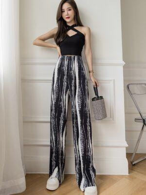 Joo Seok Kyung – Penthouse Pleated Drape Pants (10)