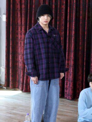 Baggy Denim Jeans | Jungkook – BTS