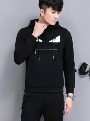 Zipper Face Sweatshirt Jackson – GOT7 03