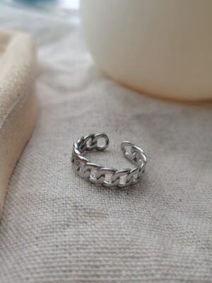 Jungkook – BTS Adjustable Chain Ring (7)