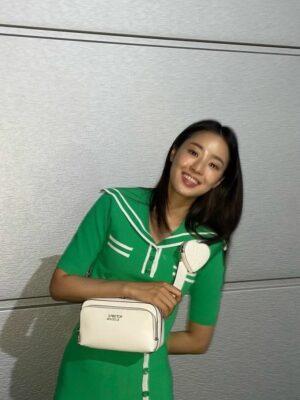 Green Sailor Top | Ha Eun Byul – Penthouse