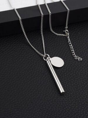 Han Seo Jun – True Beauty Tube Necklace (1)