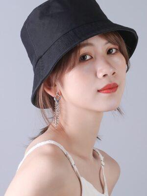 IU – Hotel Del Luna Rhinestone Tassel Earrings (5)
